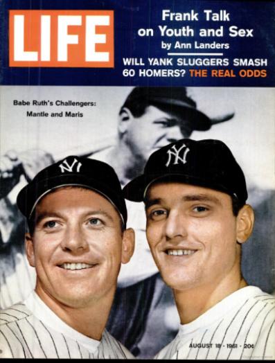 Life - Aug 1961