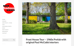 Chicago Bauhaus&Beyond - Home Tour - Sept 2017