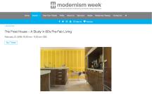 Modernism Week - Feb 2018 - Presenation