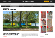 LA Times - What not to miss at Modernism Week 2018