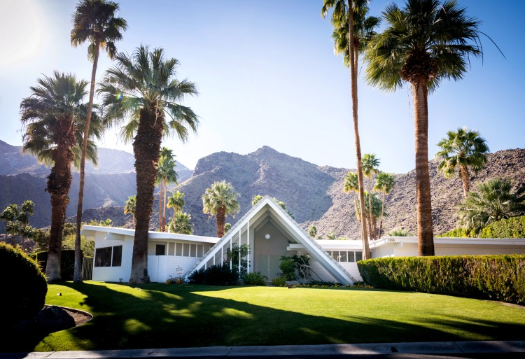 Palm Springs 2018 The Frost House